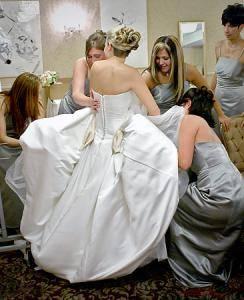 свадьба дружки